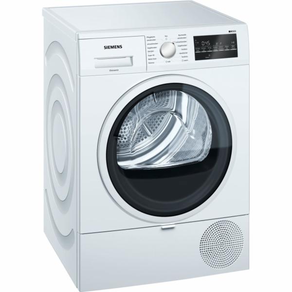 WT45RT70EX iQ500, Wärmepumpen-Kondensationstrockner