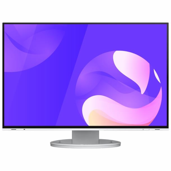 "EIZO 24"" EV2495-WT, 1920 × 1200, IPS,16:10, 5ms, 350 cd/m2, 1000:1, DP/HDMI/USB-C, ultraslim rám., bílý"