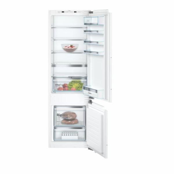 Bosch KIS87AFE0 vestavná kombinovaná chladnička