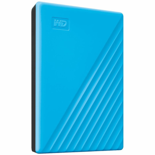 Western Digital My Passport 4TB Blue HDD USB 3.0 new