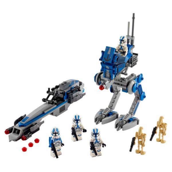 LEGO Clone Troopers™ der 501. Legion™