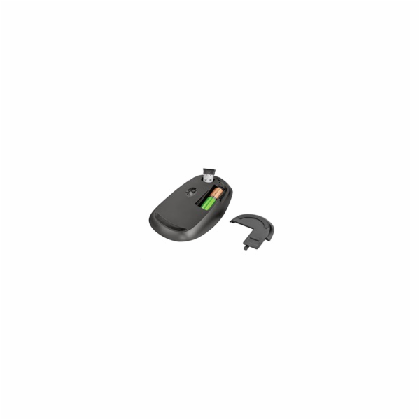 TRUST Myš Sketch Wireless Silent Click Mouse - blue