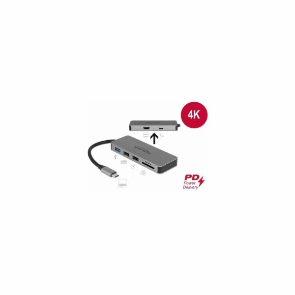 USB-C Dockingstation