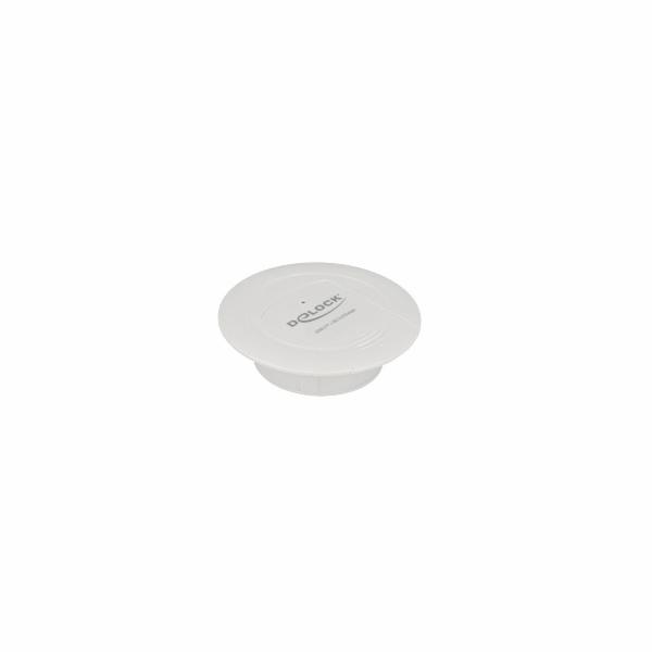 Delock Nabíječka USB Type-C™, PD 85 W + Qualcomm Quick Charge 3.0 pro stolní montáž