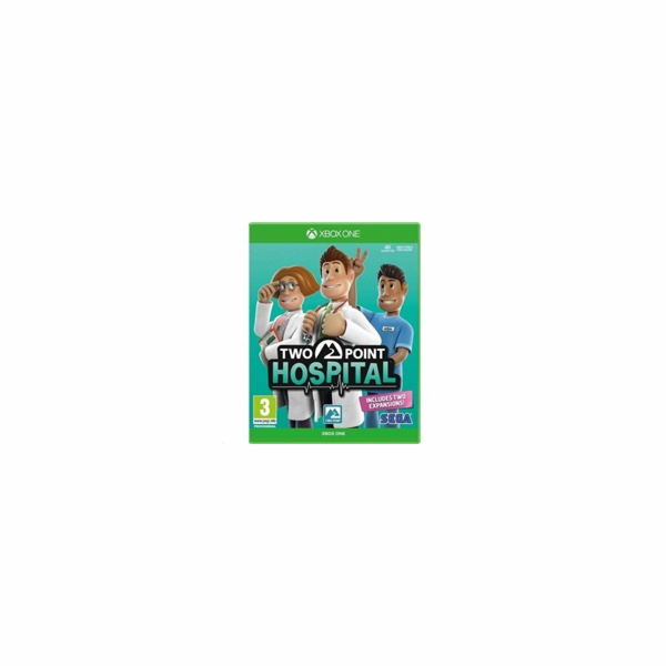 XBOX One hra Two Point Hospital