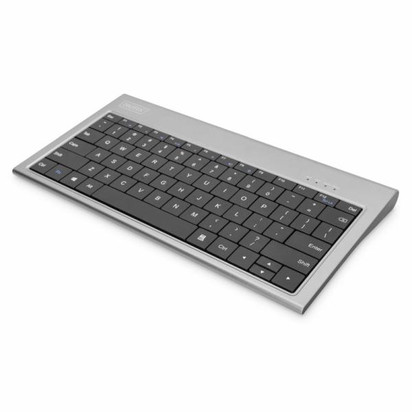 USB-C Docking Station 10-in-1 mit Tastatur, Dockingstation