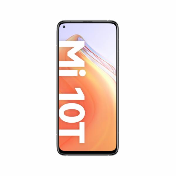 Xiaomi Mi 10T (6/128GB) stříbrná