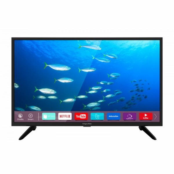 Kruger & Matz TV 40 inches A Series DVB-T2/S2 FHD Smart