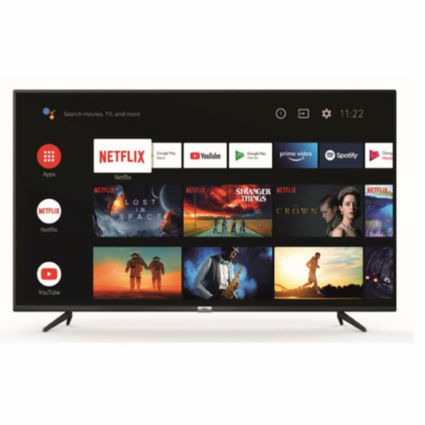 TCL 50P615 TV LED 50 inch LED Televize