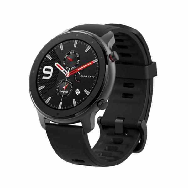 Amazfit GTR 47mm Lite, černá chytré hodinky