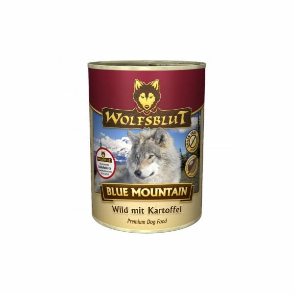 Wolfsblut Blue Mountain, 800g konzerva pro psy