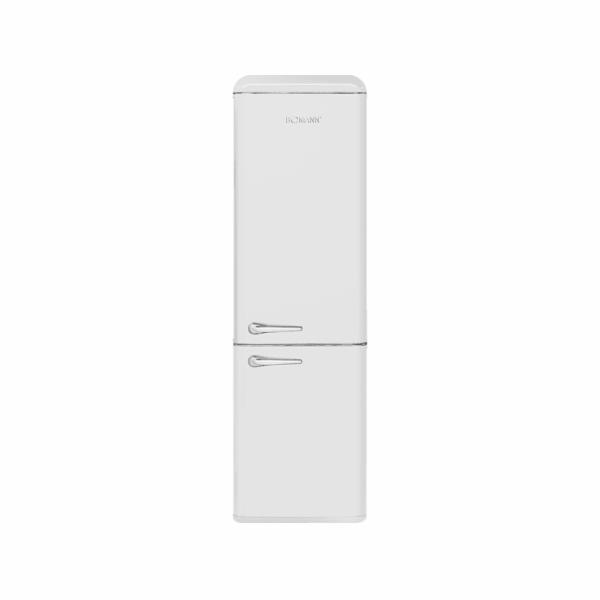 Bomann KGR 7328, kombinace chladničky a mrazničky, bílá