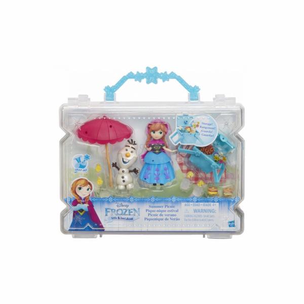 Frozen malá panenka hrací set
