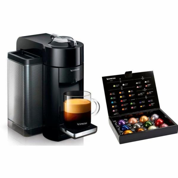 DeLonghi Nespresso Vertuo EPS 135.B, kapslový kávovar