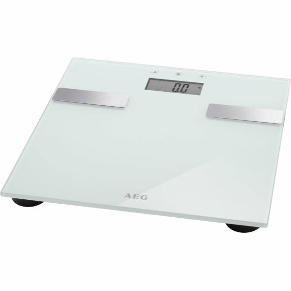 AEG PW 5644 FA digitální osobní váha bílá