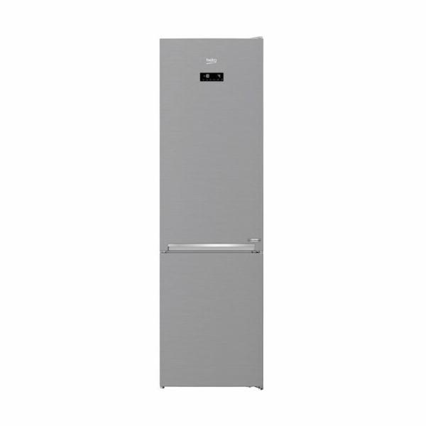 BEKO RCSA406K40XBN, kombinace chladničky a mrazničky