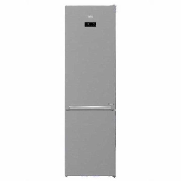 BEKO RCNA406E60XBN, kombinace chladničky a mrazničky