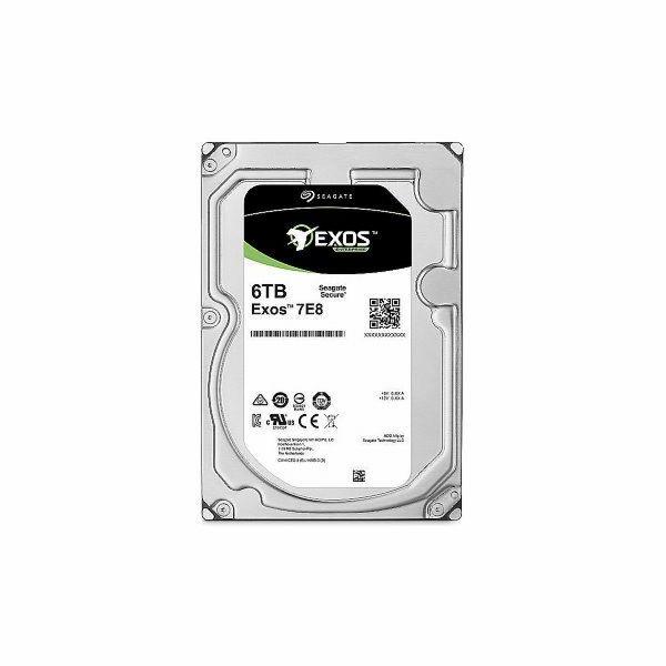 Exos 7E8 6 TB, Festplatte