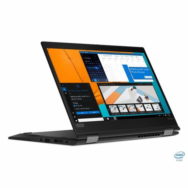"""LENOVO NTB ThinkPad X13 Yoga 1gen - i7-10510U@1.8GHz,13.3"""" FHD IPS touch,16GB,512SSD,HDMI,ThB,camIR,backl,LTE,W10P,3r on"""