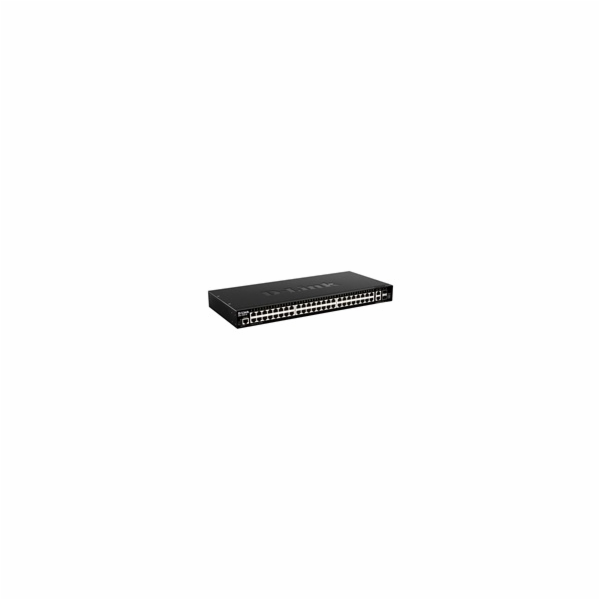 D-Link DGS-1520-52 48 ports GE + 2 10GE ports + 2 SFP+ Smart Managed Switch