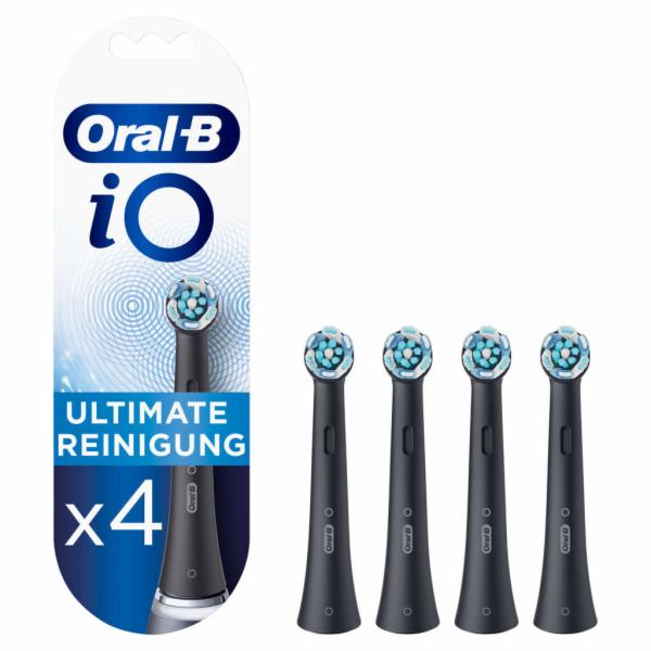 Braun Oral-B iO náhradní hlavice Ultimate Cleaning 4x BK FFU