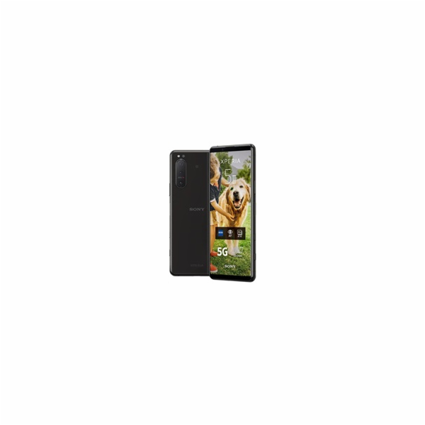 Sony Xperia 5 II 5G Dual-SIM 128GB, Android, černá