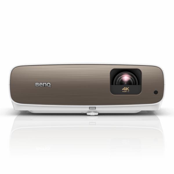 BENQ PRJ W2700i DLP, 4K UHD, 2000 ANSI , 30,000:1,HDMI,USB typ A ,USB typ Mini B,HDR,Reproduktor Chamber Speaker 5W x2