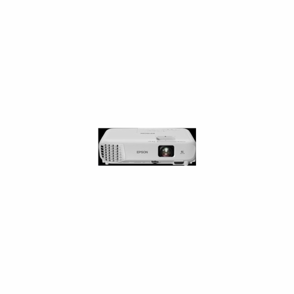 EPSON projektor EB-W06, 1280x800, 3700ANSI, 16.000:1,VGA, HDMI, USB 2-in-1, REPRO 2W