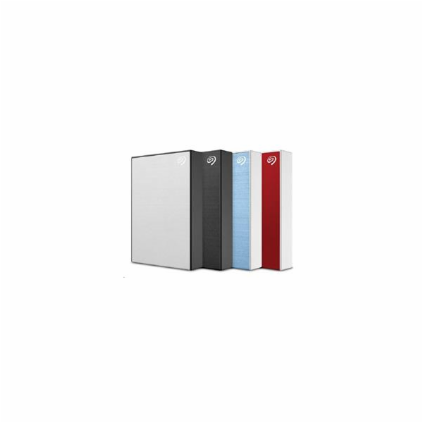 SEAGATE externí HDD One Touch Portable 4TB USB 3.2 Gen 1 Red
