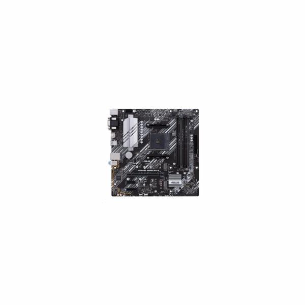 ASUS MB Sc AM4 PRIME B550M-A/CSM, AMD B550, 4xDDR4, 1xHDMI, 1xDVI, 1xVGA, mATX