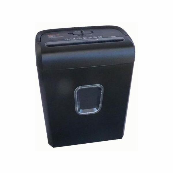 PEACH skartovač Cross Cut Shredder PS500-30, P-4, 7 listů, spony, svorky, kreditní karty, 13 L