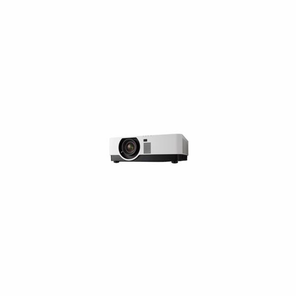 NEC Projektor laser P506QL, DLP, 3840x2160, 5000ANSI,500000:1,20000 hodin, 1 x Mini D-sub 15 pin,1 x HDBaseT; 2 x HDMI,
