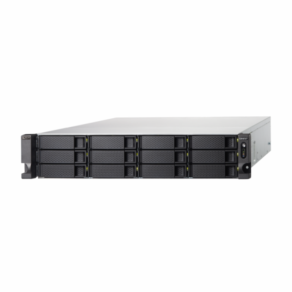 """QNAP TS-h1886XU-RP-D1622-32G (Xeon 3,2GHz, ZFS, 32GB ECC RAM, 12x3,5""""+6x2,5"""", 4x GbE, 2x 10GbE SFP+)"""