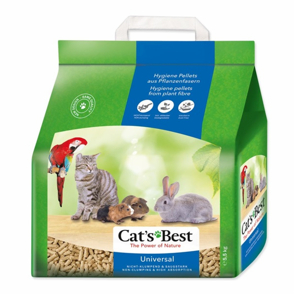 Cats Best kočkolit Univers.10l/5,5kg