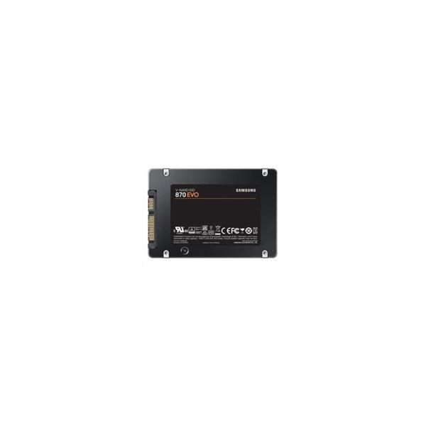 "SSD 2,5"" Samsung 870 EVO SATA III-500GB"