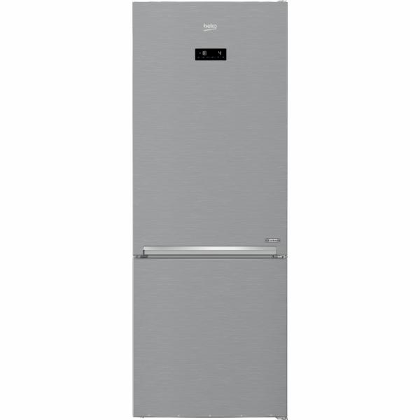 BEKO RCNE560E50ZXPN, kombinace chladničky a mrazničky