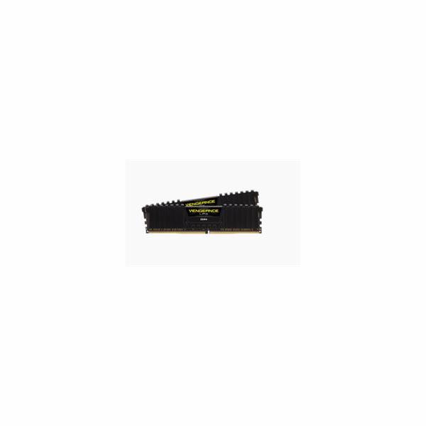Corsair DDR4 16GB (2x8GB) Vengeance LPX DIMM 3600MHz CL18 černá
