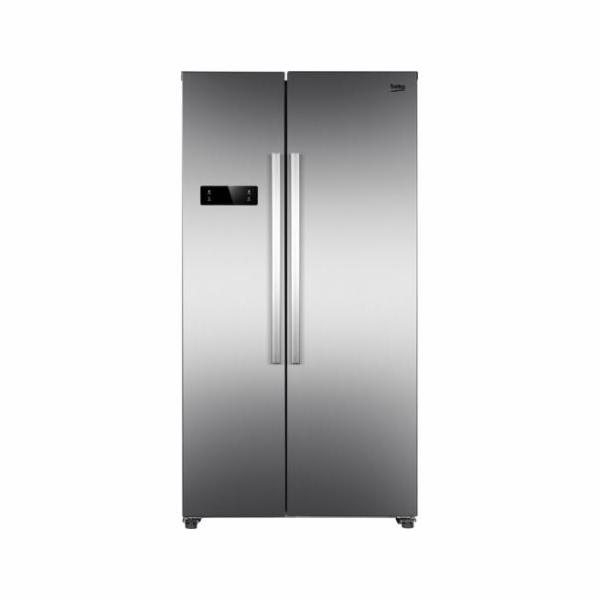 BEKO GNO4321XP americká lednice