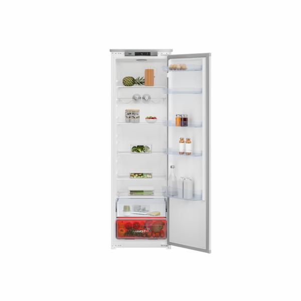 BEKO BSSA315E3FN, celoplošná chladnička