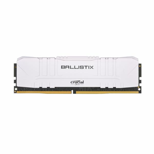 Crucial DDR4 16GB (2x8GB) Ballistix DIMM 3200MHz CL16 bílá