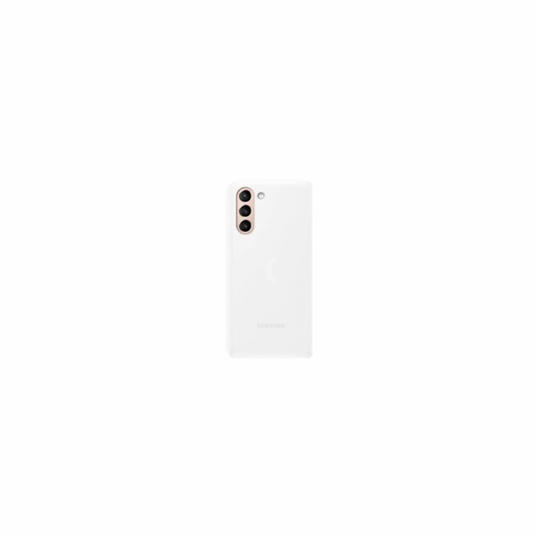 Samsung LED Cover for G991B Galaxy S21 white