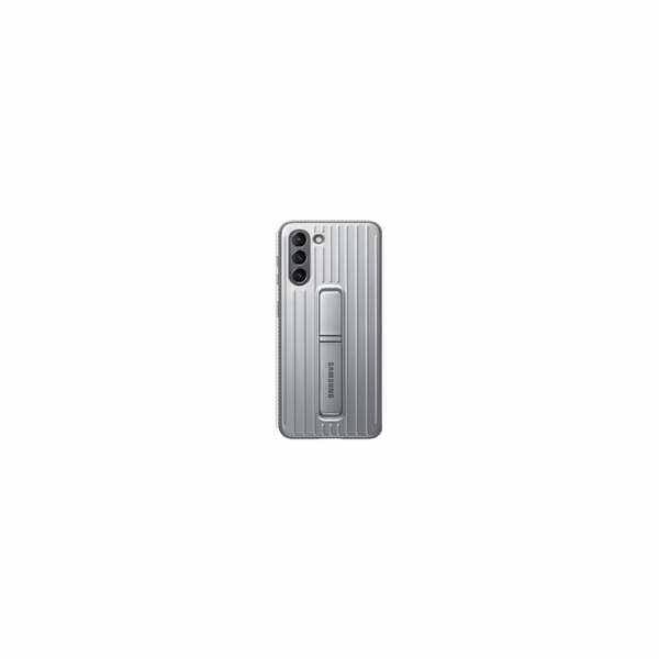 Samsung Protect Standing Cover for G998B Galaxy S21 light grey