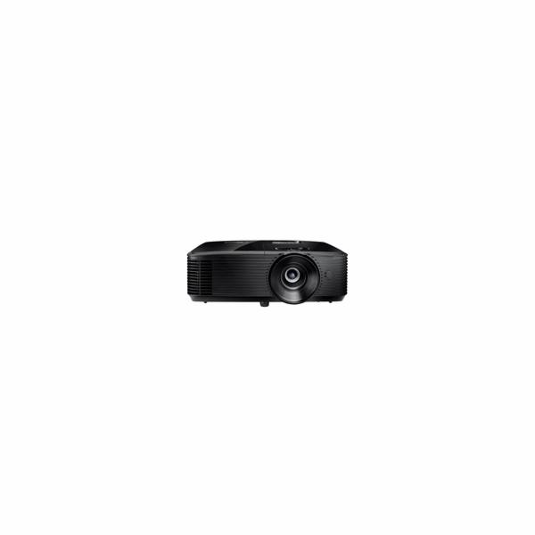 Optoma projektor W381 (DLP, FULL 3D, WXGA, 3 900 ANSI, HDMI, VGA, RS232, 10W speaker)