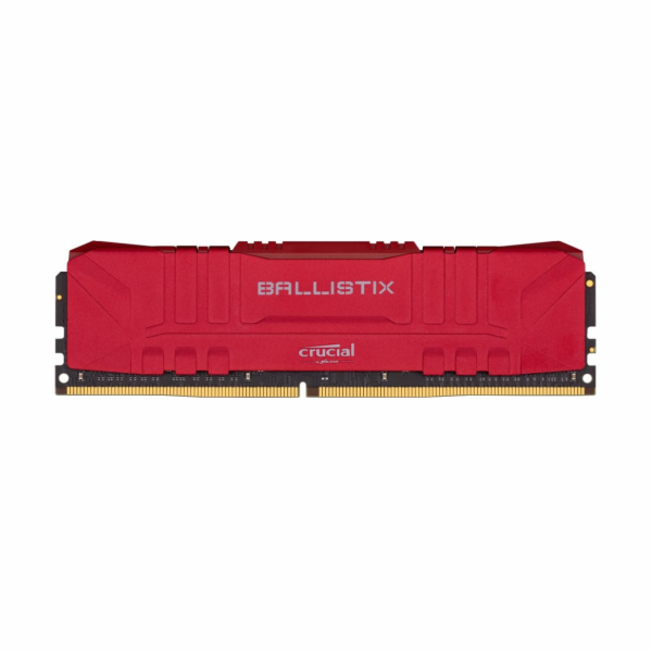 Crucial DDR4 16GB (2x8GB) Ballistix DIMM 3200MHz CL16 červená