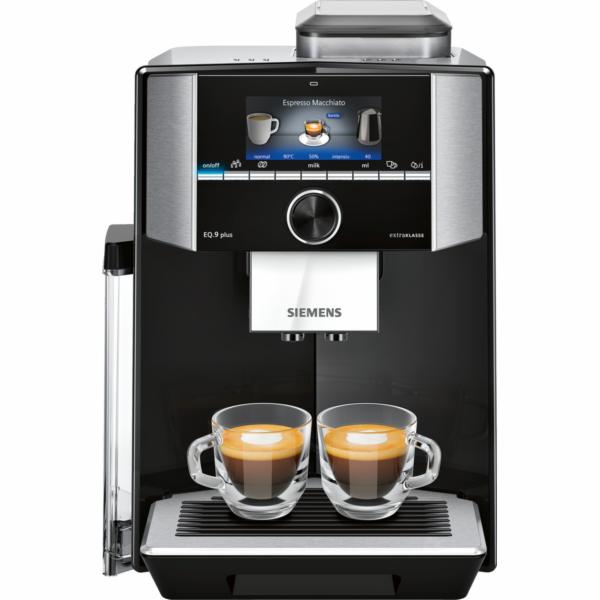Siemens TI955F09DE EQ.9 plus s500, plně automatický kávovar
