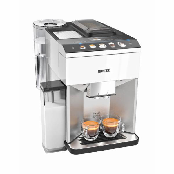 Siemens TQ507D02 EQ.500 integrální, plně automatický kávovar
