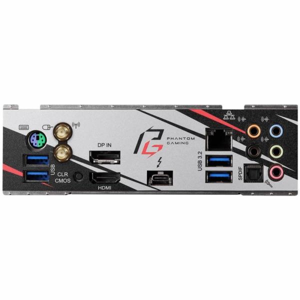 X570 PHANTOM GAMING -ITX/TB3, Mainboard