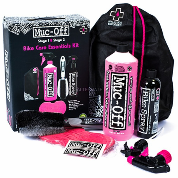 Essential Kit Muc-Off Bike Care, čisticí prostředek
