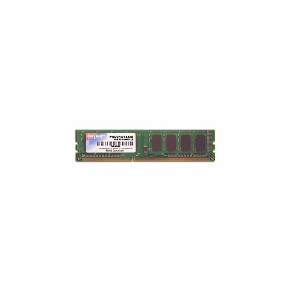 Patriot Signature Line DDR3 4GB 1333MHz CL9 PSD34G13332