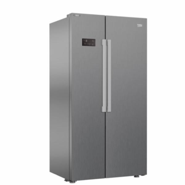 Beko GNE64021XB sbs Americká chladnička